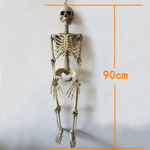 36inch 90cm Halloween Skeleton Skull Party Decorations