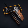 Image of Clip Hunting Camping Folding Pocket Knife