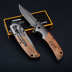 Clip Hunting Camping Folding Pocket Knife