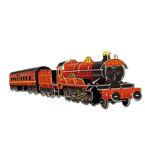 3D Puzzles Harry Magic Potter Hogwarts Train