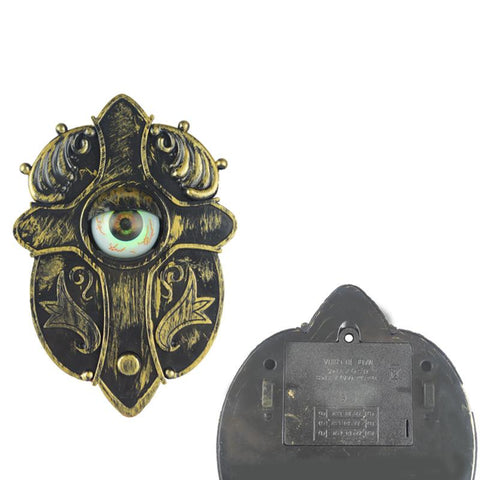 Creative Unique Halloween Light Eyeball Haunted Doorbell Party Decorations