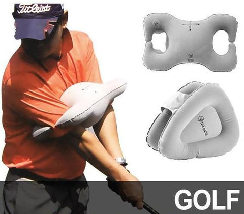Swing Practice Pillow Tool Golf Training Aids