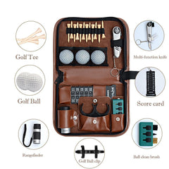 Multifunction Tool Bag Gift Set Golf Training Aids