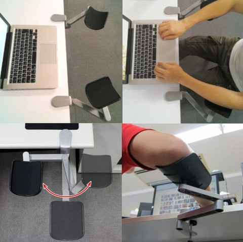 Adjustable Stand Holder Elbow Arm Wrist Support Rest