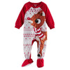 Image of Deer PJS Matching Family Christmas Pajamas