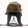 Image of Deer Earflap Russian Bomber Hat
