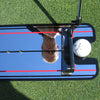 Image of Portable Putting Putter Swing Mirror Alignment Golf Training Aids