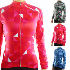 Thermal Winter Long Sleeve Clothing NZ-05 Women Cycling Jersey