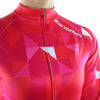 Image of Thermal Winter Long Sleeve Clothing NZ-05 Women Cycling Jersey