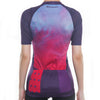 Image of Breathable MTB Short Sleeve Clothing NS-16 Women Cycling Jersey