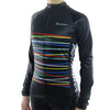 Image of Breathable MTB Long Sleeve Clothing NL-07 Women Cycling Jersey