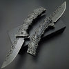 Image of Chain Hunting Camping Folding Pocket Knife