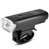 Image of Smart LED MTB Waterproof Rechargeable Bicycle Lights Bike Headlight