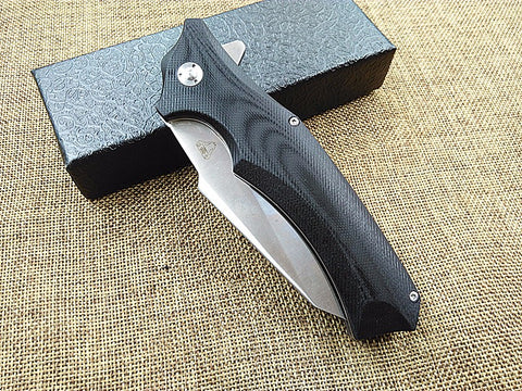 Camping Folding Hunting Pocket Knife