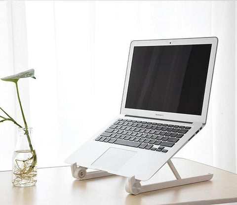 Foldable Portable Adjustable Ergonomic Holder Laptop Stand Support Rest