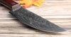 Image of 6Inch Damascus surface Santoku Cleaver Utility Chef Kitchen Knife