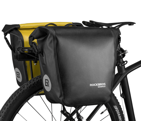 Portable Bicycle Bike Panniers