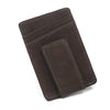 Image of Money Clip Front Pocket Slim Minimalist Wallet