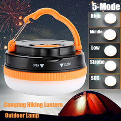 Compact Outdoor Tent Camping Lights