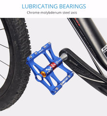 Ultralight Bearing Bicycle Bike Pedals