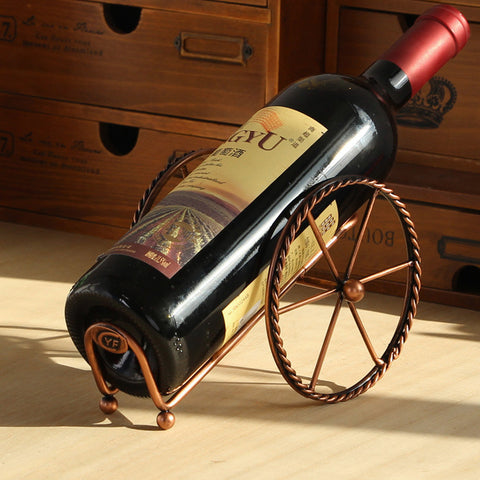 Handmade Decor Wine Bottle Holder