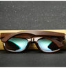 Image of Nature Frame Wooden Bamboo Sunglasses