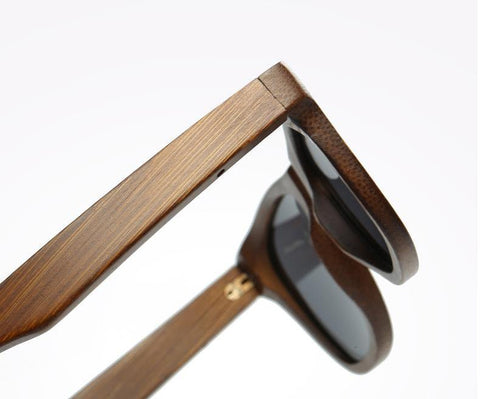 Nature Frame Wooden Bamboo Sunglasses