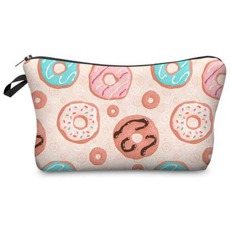 3D Print Small Makeup Bag Cosmetic Pouch
