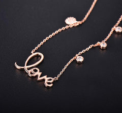 Charm Love Sister Jewelry Necklaces