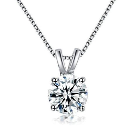 Cubic Zirconia Style Sister Jewelry Necklaces