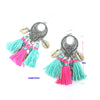 Image of Chic Shell Tassel Bohemian Jewelry Boho Earrings
