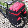 Image of Rear Bike Pannier Bags