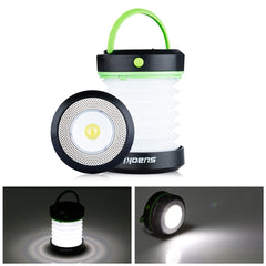 Pocket Collapsible Flashlight Camping Lantern Lights