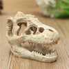 Image of Dinosaur Skull Ornaments Aquarium Fish Tank Decorations