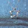 Image of Star Pendant Sister Jewelry Necklaces