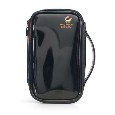 PU Pouch Cosmetic Travel Makeup Bag