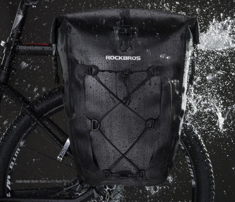 Waterproof Portable Bicycle Bike Panniers