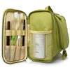 Image of Waterproof Travel Trip Cosmetic Hanging Toiletry Bag