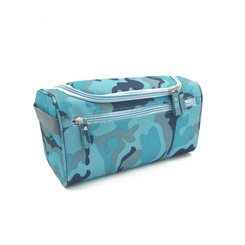 Waterproof Nylon Travel Organizer Hanging Toiletry Bag