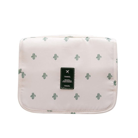 Oxford Waterproof Trip Cosmetic Hanging Toiletry Bag