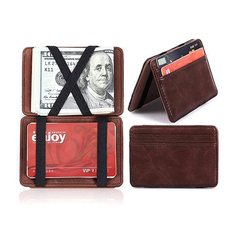 Magic Card Holder Slim Minimalist Wallet