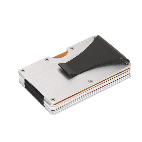 RFID Card Holder Front Pocket Slim Minimalist Wallet