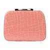 Image of Large Leather Cosmetic Travel Makeup Bag