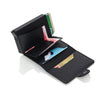 Image of RFID Card Holder Money Clip Clamp Slim Minimalist Wallet