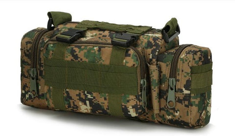 Waist Army Military Tactical Backpack