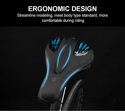 Anti-slip Comfortable Bike Seat Cushion Cover