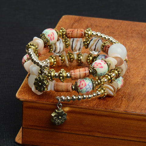 Vintage Multilayer Bohemian Jewelry Boho Bracelets