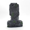 Image of Easter Island Statue Ornaments Aquarium Fish Tank Decorations