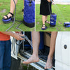 Image of Pressure Surf Inflatable Portable Camping Shower