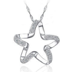 Star Pendant Sister Jewelry Necklaces